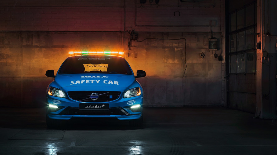 La Volvo V60 Polestar devient le Safety Car officiel du WTCC