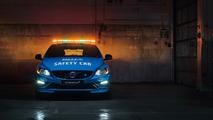 La Volvo V60 Polestar, Safety Car du WTCC