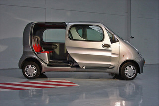 Next: The first Air-Powered Car