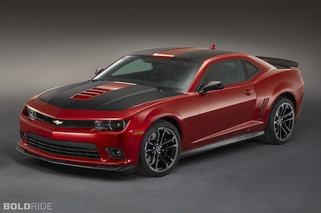 Corvettes, Camaros and Convertibles on the Menu for Chevy at SEMA