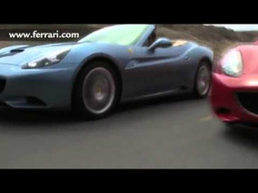 Ferrari California Official Video