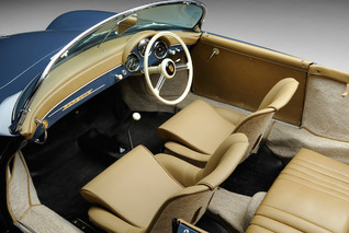 This 1957 Porsche 356 Speedster is a Pristine Example of Classic Motoring
