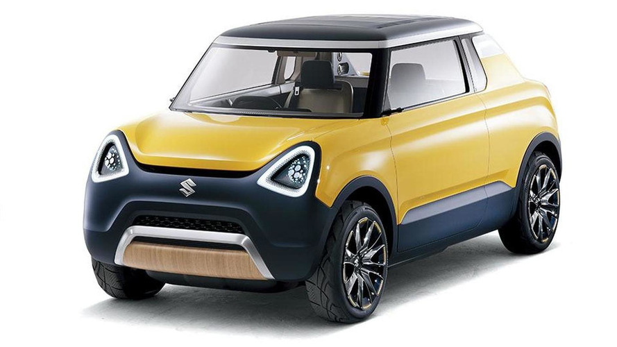 Suzuki bringing cute MIGHTY DECK minicar concept to Tokyo