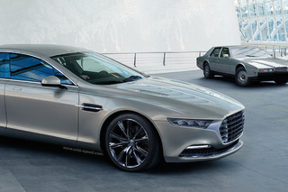 Aston Martin Lagonda Sedan Could Be Built This Year