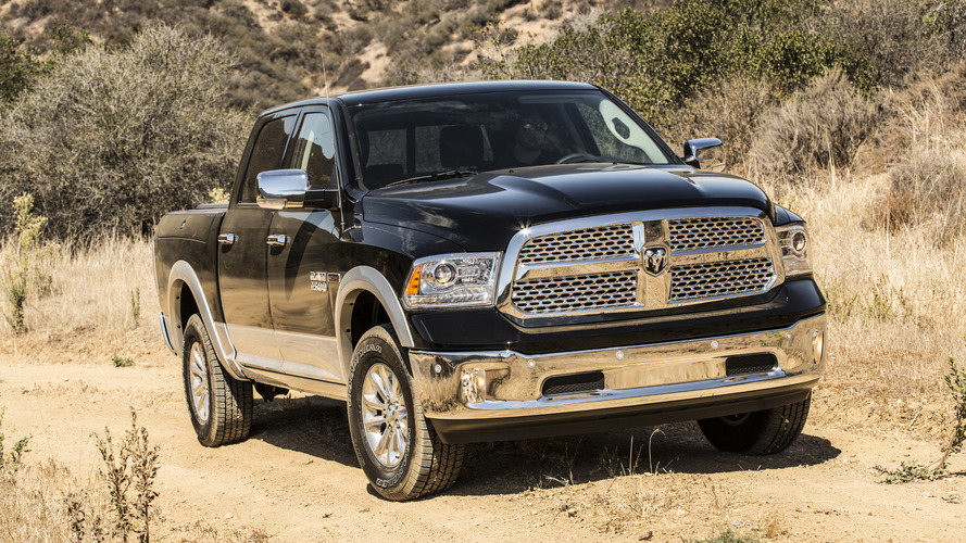 Ram Recalling 1.2M Trucks For Potentially Fatal Issue