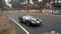 Ford's first win in the 24 Hours of Le Mans