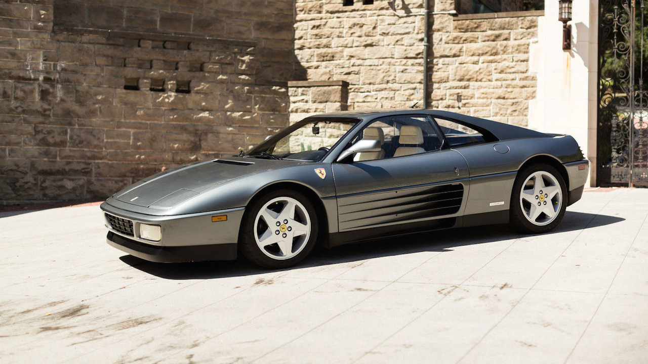 1990 Ferrari 348 Tb Ebay Photos