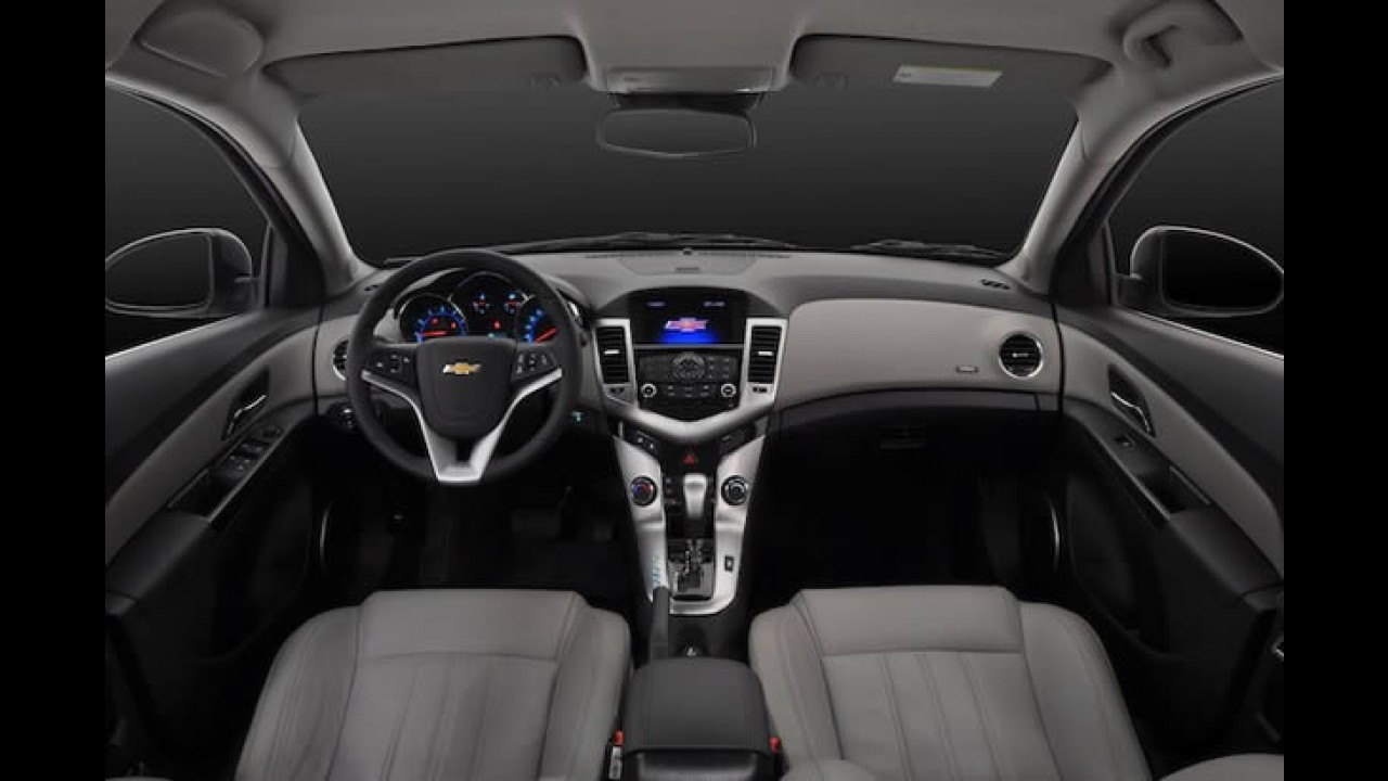 Preços Oficiais: Chevrolet Cruze LT custa R$ 67.900 e Cruze LTZ sai por R$ 78.900