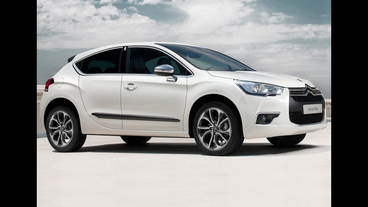 Linha DS da Citroën chegará ao Brasil no ano que vem