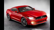 No Brasil em 2015, novo Mustang tem preço equivalente a R$ 54 mil nos EUA