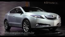Chevrolet Camaro SS 2010 é o novo Pace Car das 500 milhas de Indianápolis - Veja fotos