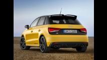 Audi S1 quattro aparece por completo antes da estreia