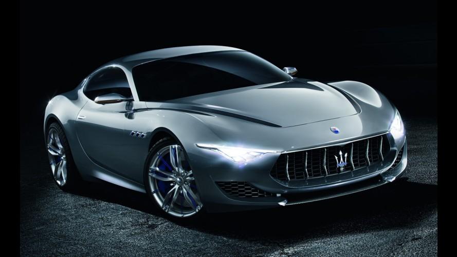 Maserati confirma produção do Alfieri: cupê e conversível vêm aí