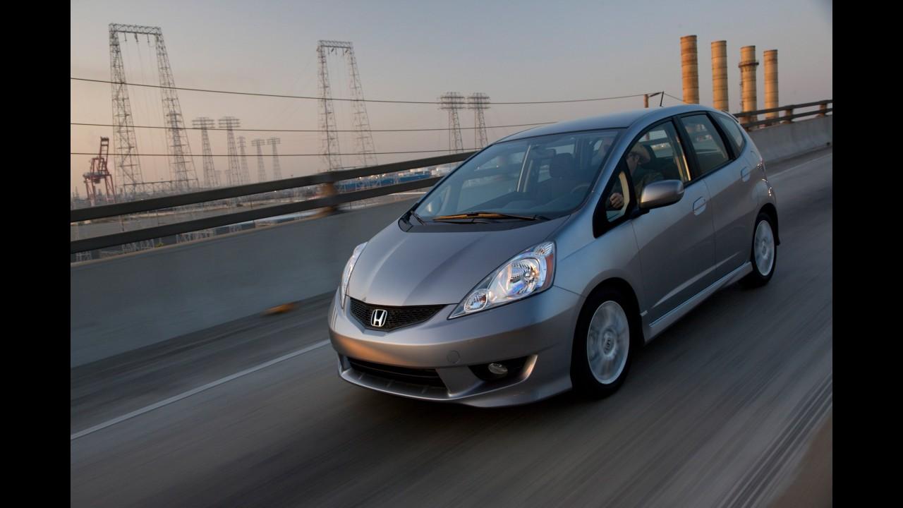 Honda vai produzir próxima geração do Fit no México de olho nos Estados Unidos