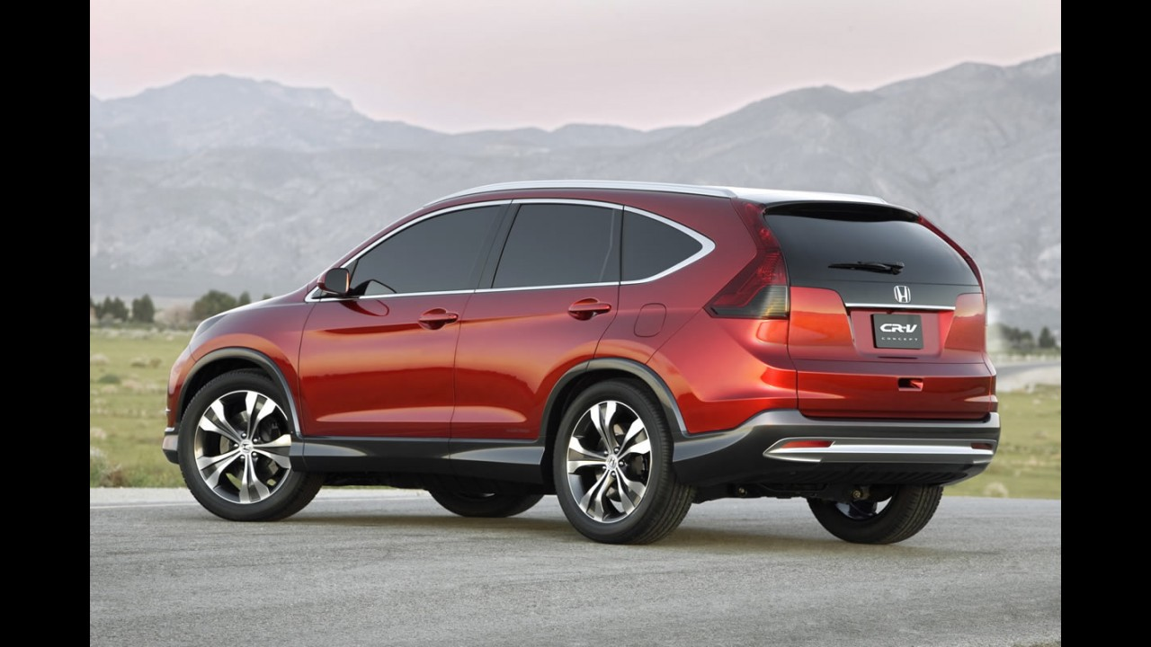 Honda: Novo CR-V e Fit elétrico serão apresentados no Salão de Los Angeles