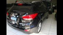 Versão top de linha do Hyundai ix35 (Novo Tucson) é flagrada em São Paulo - Veja fotos