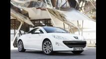 Galeria de Fotos: Novo Peugeot RCZ 2011