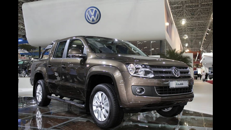 VW Amarok com câmbio automático chega no segundo semestre de 2011