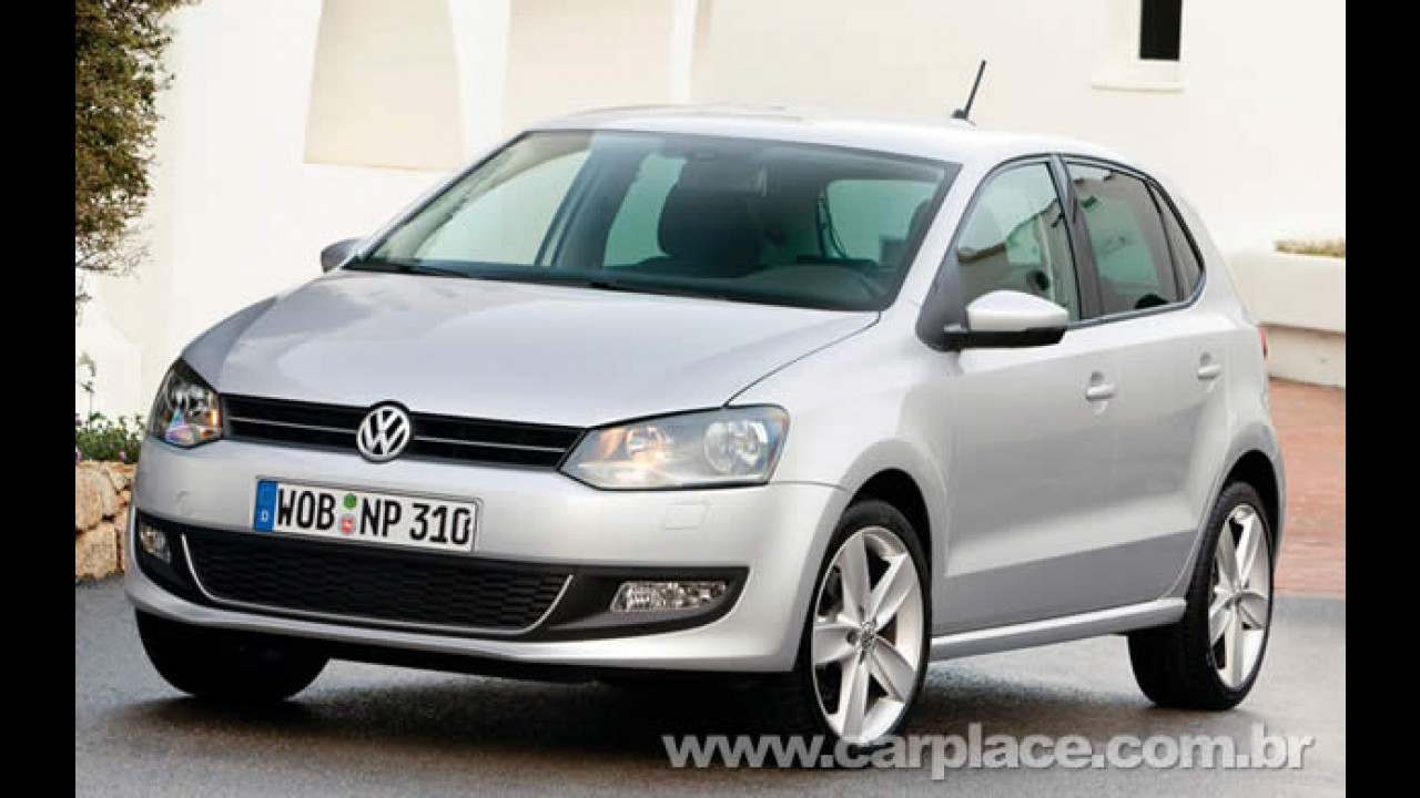 Volkswagen Polo ganhará leves mudanças visuais no Brasil