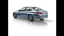 BMW prepara lançamento do 1º Série 5 híbrido