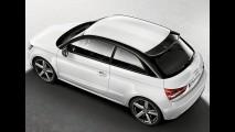 Audi A1 ganha edições especiais Amplified Red e White na Europa
