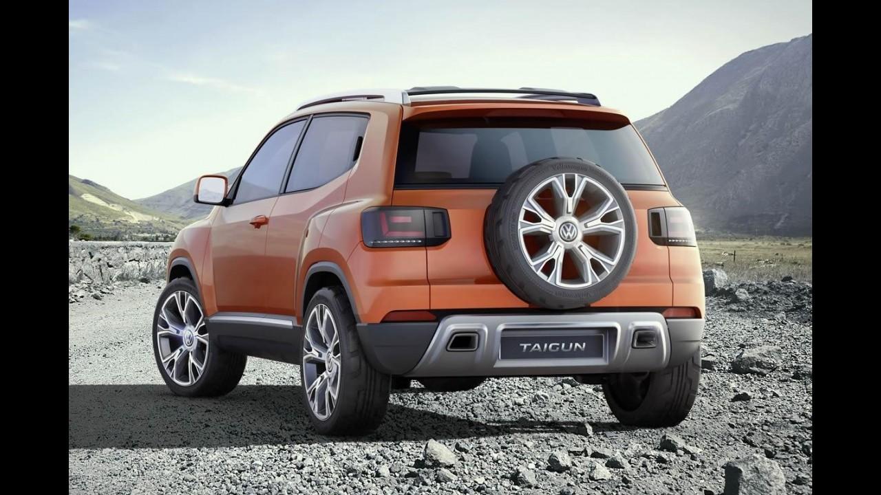 Promessa da VW para brigar com EcoSport, Taigun está