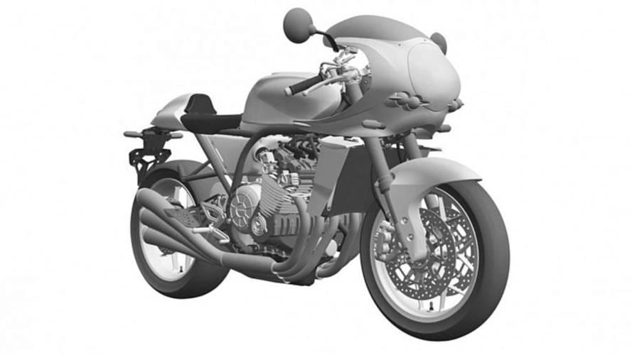 Honda, CBX modelini yeniden mi üretecek?