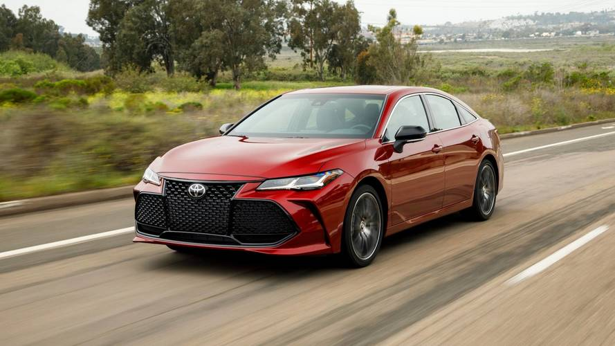 2019 Toyota Avalon First Drive: Turning Back The Clock