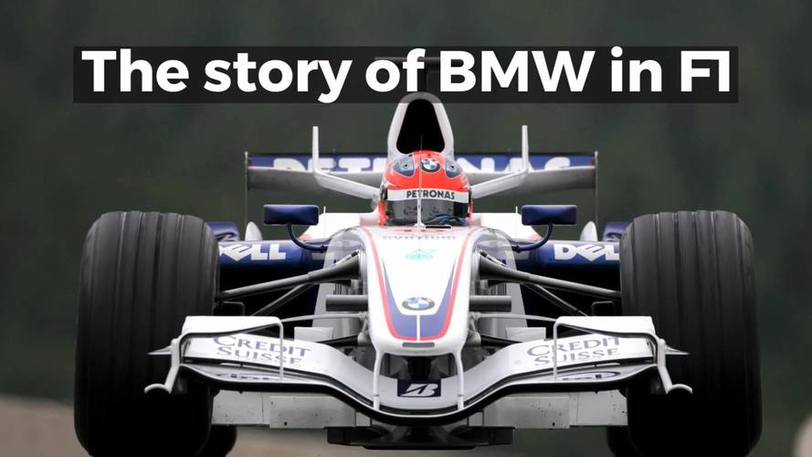 Find Out The Story Of BMW In F1