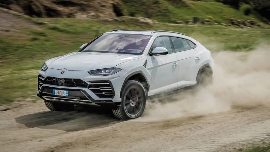 2018 Lamborghini Urus: First Drive
