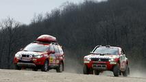 2008 Dakar Mitsubishi Outlander
