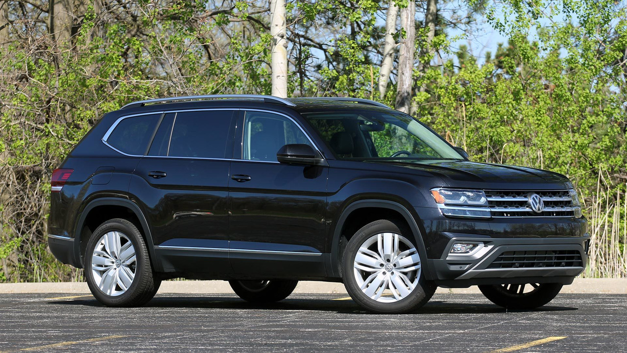 2018 volkswagen atlas review a big deal. Black Bedroom Furniture Sets. Home Design Ideas