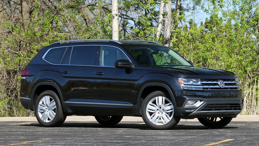 2018 Volkswagen Atlas Review: A Big Deal