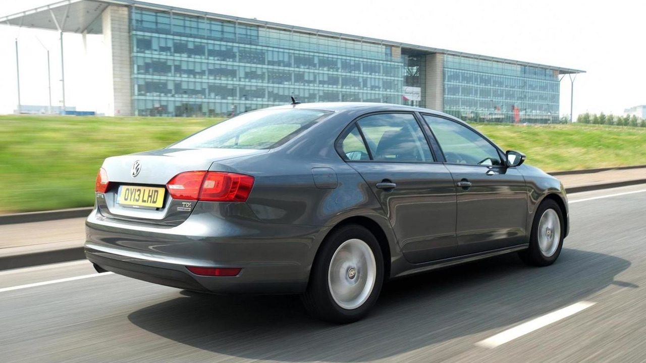 2013 Volkswagen Jetta Limited Edition 26.07.2013