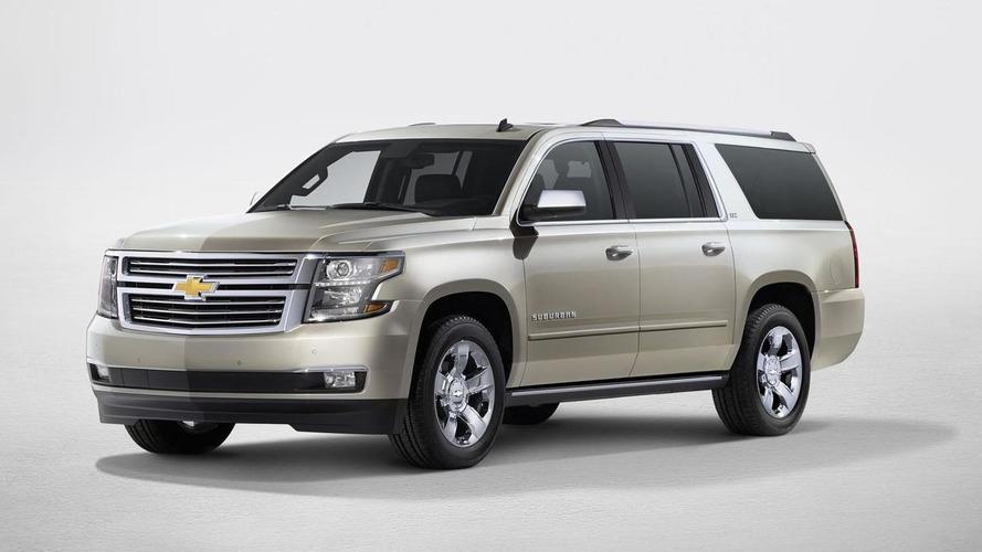 2015 Chevrolet Tahoe / Suburban & GMC Yukon / Yukon XL unveiled
