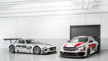 Mercedes-Benz CLA 45 AMG Racing Series 05.09.2013