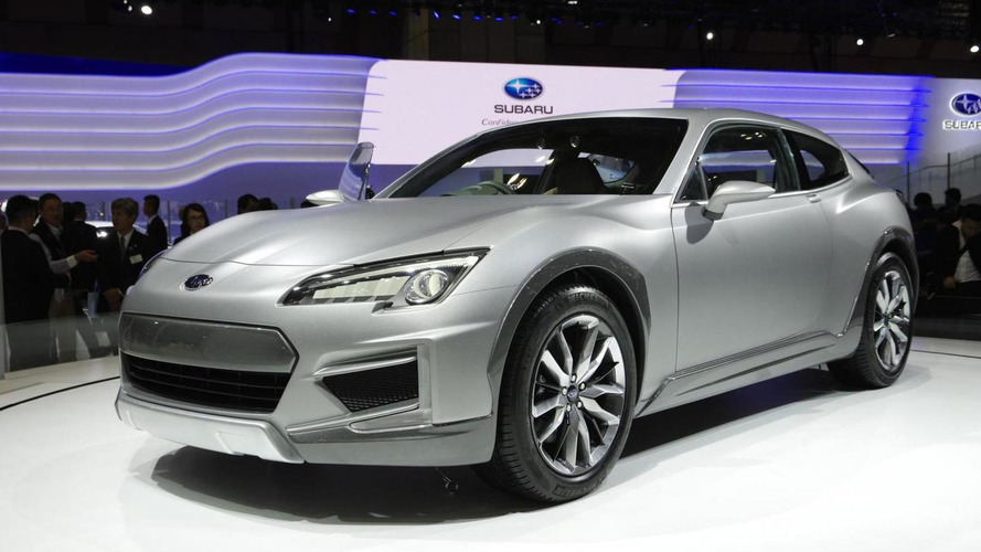 Subaru Cross Sport Design concept is the BRZ wagon you never knew you wanted