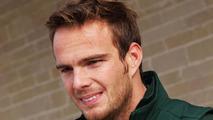 Giedo van der Garde 15.11.2013 United States Grand Prix