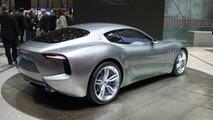 Maserati Alfieri 2+2 concept debut in Geneva