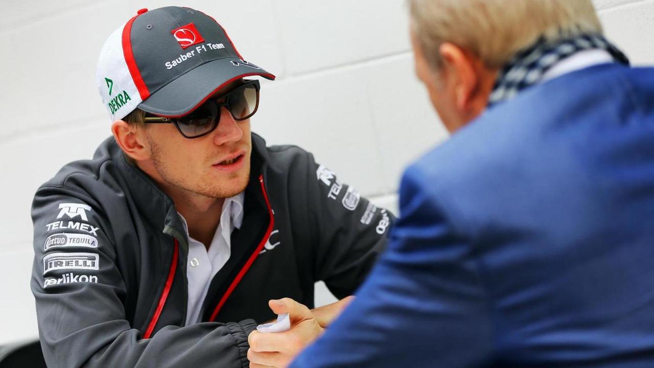 Nico Hulkenberg 24.11.2013 Brazilian Grand Prix