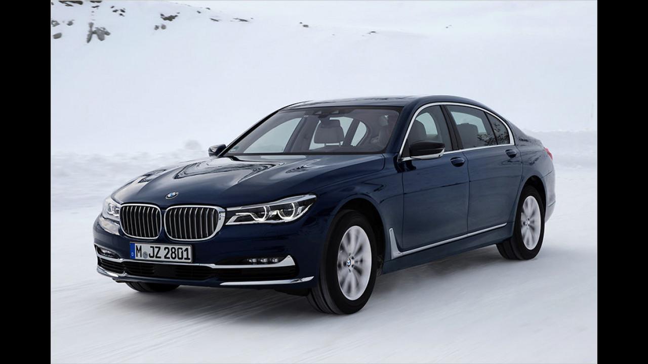 xDrive im BMW 7er