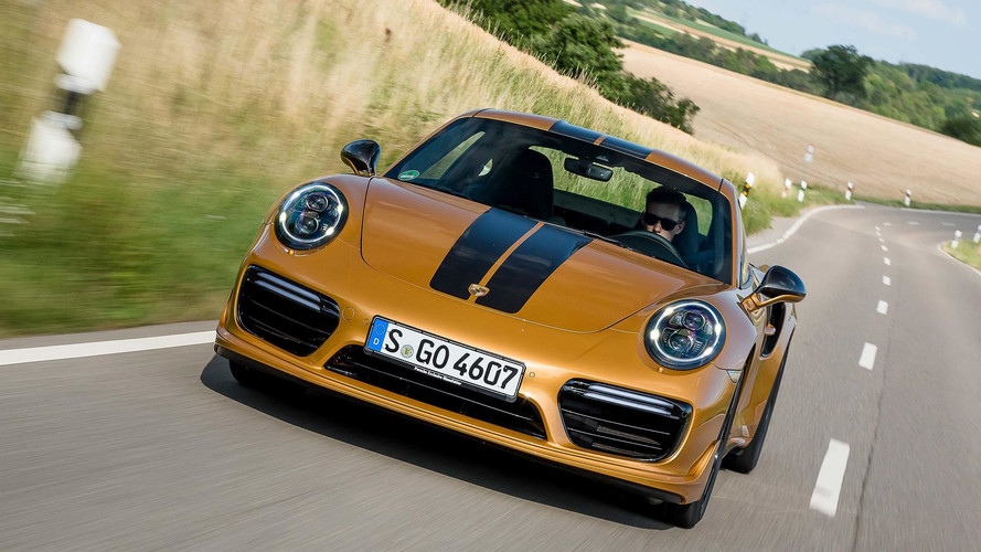 2017 Porsche 911 Turbo S Exclusive Series First Drive