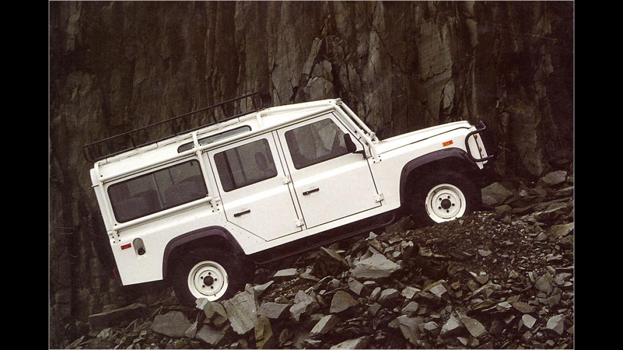 Land Rover Defender (seit 1990)