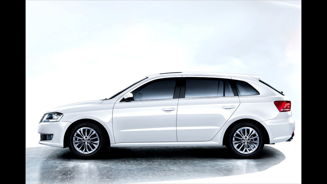 VW Gran Lavida