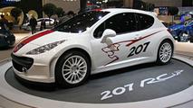 Peugeot 207 RC Concept at 2006 Geneva Motor Show