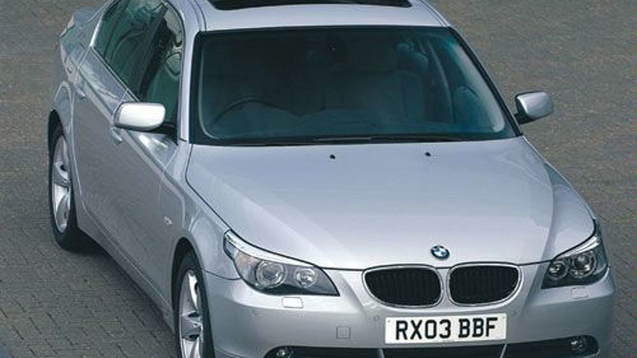 UK BMW 5 Series