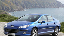 Peugeot 407 with new Hdi 170 Diesel Engine