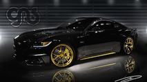 Galpin Auto Sports 50th anniversary Ford Mustang for SEMA