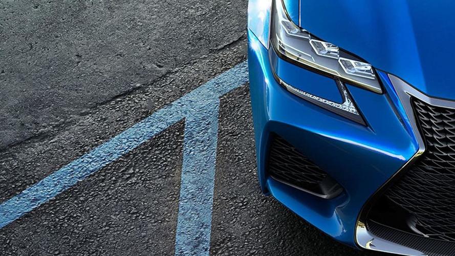 Lexus teases a new F model for Detroit