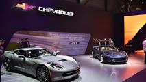 2015 Chevrolet Corvette Z06 at 2015 Geneva Motor Show